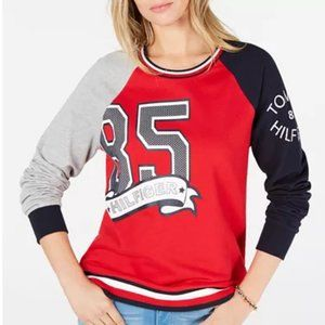 Tommy Hilfiger 85 Colorblocked Sweatshirt, NWT